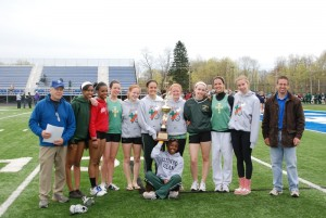 St Vincent St Mary Girls Champs